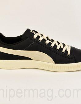 Удобни мъжки обувки PUMA в черен цвят