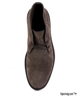 Удобни мъжки обувки Sara Pen - кафяв цвят