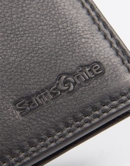 Samsonite - кожен визитник
