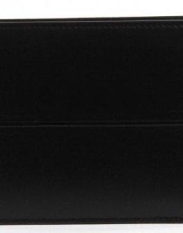 Мъжки портфейл от черна естествена кожа Samsonite