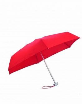 Компактен петорно сгъваем автоматичен чадър Samsonite