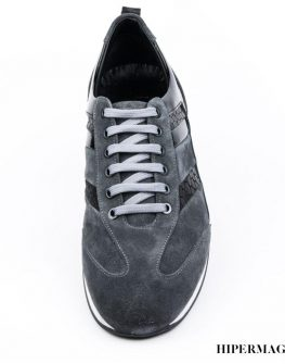 Мъжки спортни обувки в сиво Sara Pen