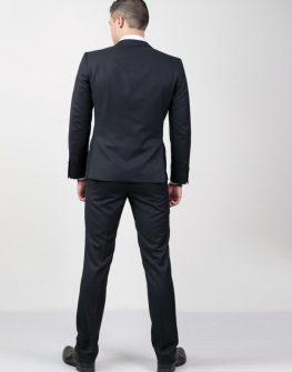 Елегантен черен костюм Styler