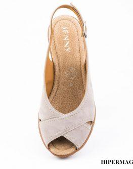 Ортопедични дамски бежови сандали