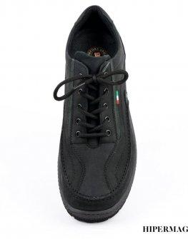 Мъжки спортни обувки в черно Balis