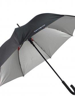 Черен чадър Samsonite