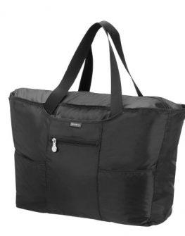 Черна пътна чанта Samsonite