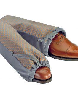 Калъфи за съхранение на обувки Samsonite в сиво