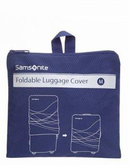 Калъф за куфар в син цвят