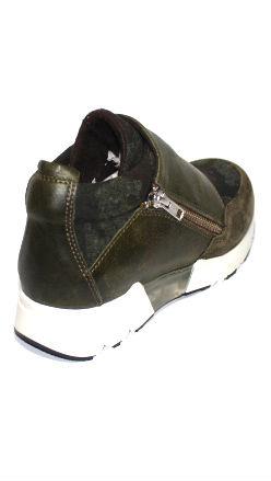 Спортни дамски обувки Sara Pen в зелено