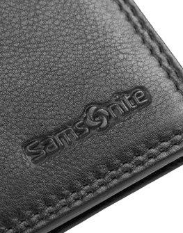 Mъжки портфейл Samsonite от естествена кожа