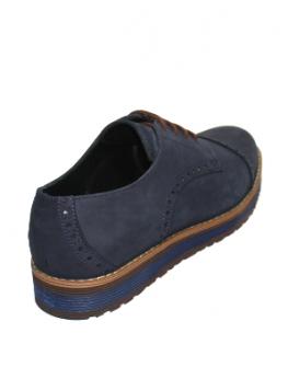 Мъжки обувки Sara Pen в синьо