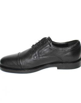 Елегантни мъжки обувки Sara Pen в черно