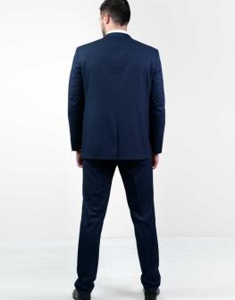 Мъжки костюм в синьо Styler