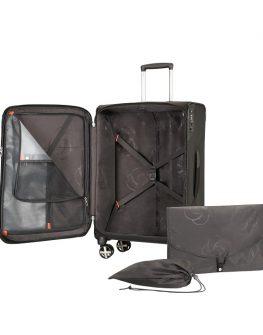 Куфар на 4 колела с разширение X'Blade 3.0