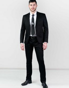 Класически мъжки костюм Styler