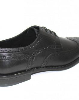 Мъжки елегантни обувки Sara Pen в черно