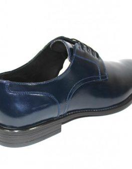 Тъмносини елегантни обувки Sara Pen