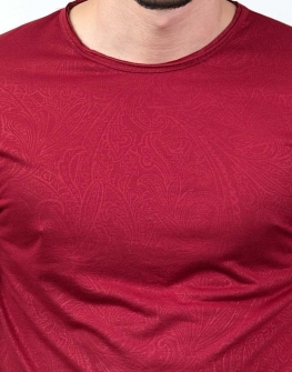 Релефна тениска Styler