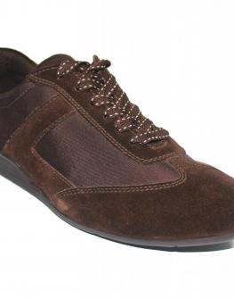 Мъжки спортни обувки в кафяво Sara Pen