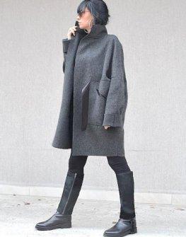 Дизайнерско палто на ПРОМО цена