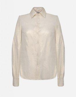 Бутикова риза със златист нюанс PULSE