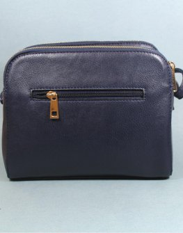 Кафява дамска чанта Sara Pen