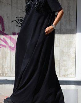 Черна рокля промо