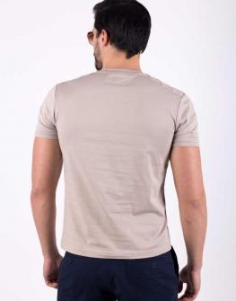 Мъжка блуза с къс ръкав STYLER