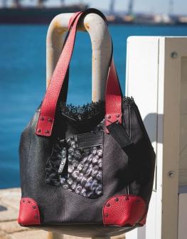 Дамска чанта с интересен дизайн Colosseum