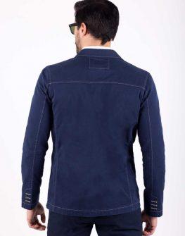 Мъжко сако в син цвят Styler
