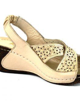 Дамски сандали с ортопедична подметка