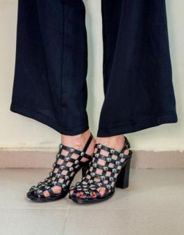 Дамски ефектни сандали La Speciale
