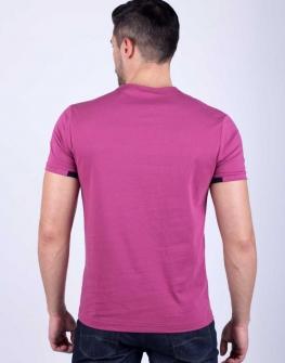 Цветна мъжка тениска Styler