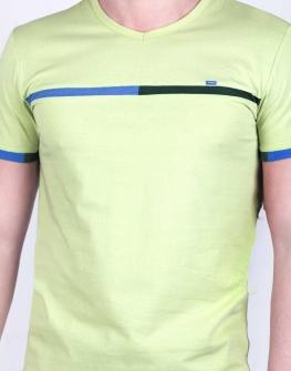 Мъжка блуза в приятен зелен цвят от STYLER