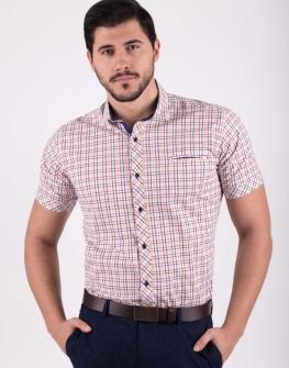 Мъжка риза STYLER на каре