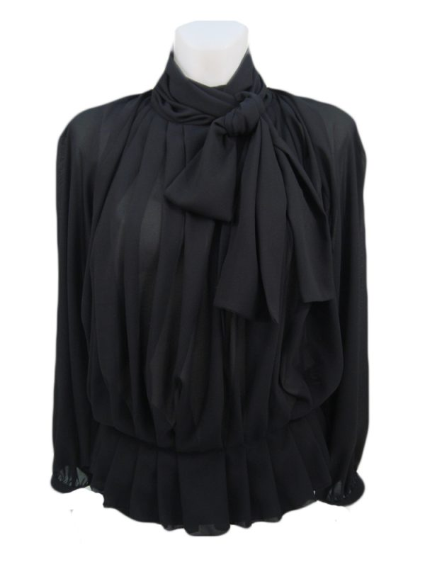 Дамска ефирна блуза - Soffina