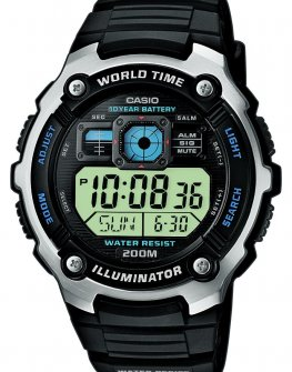 Мъжки часовник Casio AE-2000W-1AVEF
