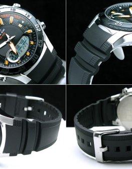 Мъжки часовник  Casio AMW-710-1AVEF