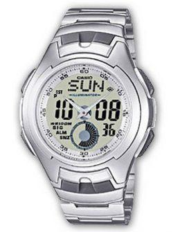 Мъжки часовник  Casio AQ-160WD-1BVEF,  Casio AQ-160WD-2BVEF,  Casio AQ-160WD-7BVEF