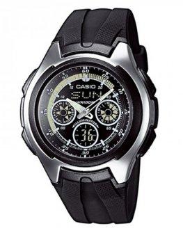 Мъжки часовник  Casio AQ-163W-2BVEF,  Casio AQ-163W-1B1VEF,  Casio AQ-163W-7B1VEF