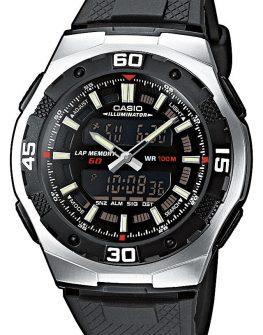 Мъжки часовник  Casio AQ-164W-1AVES