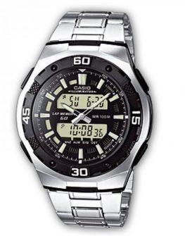 Мъжки часовник Casio AQ-164WD-1AVES