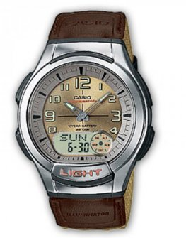 Мъжки часовник  Casio AQ-180WB-5BVES