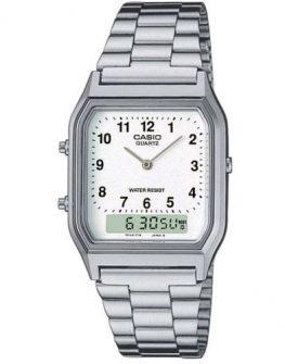 Мъжки часовник   Casio AQ-230A-1DMQYES и  Casio AQ-230A-7B