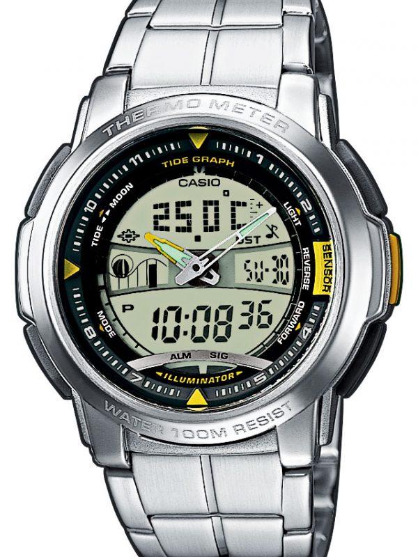 Мъжки часовник  Casio AQF-100WD-9BVEF