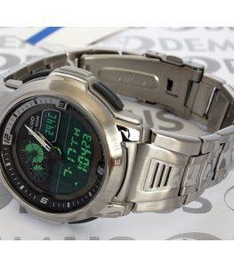 Мъжки часовник  Casio AQF-102WD-1BVEF
