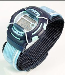 Дамски часовник  Casio BG-166V-2VER