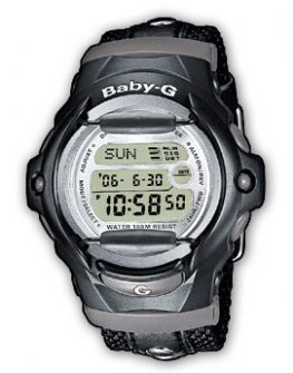 Дамски часовник  Casio BG-190V-1VER и  Casio BG-190V-2AVER