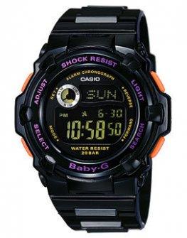 Дамски часовник  Casio BG-3000-1ER и  Casio BG-3000A-1ER
